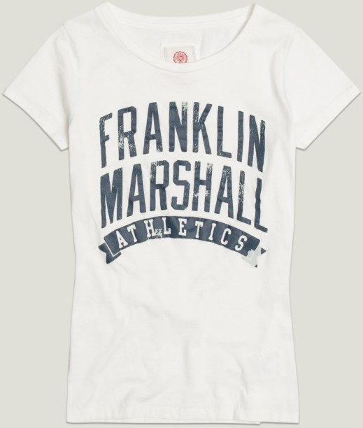 Women's t-shirt old white | Tshirt | Woman | Collection | Franklin
