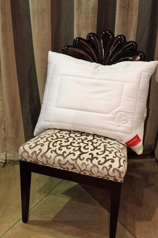 Hefel Wool Filled Pillow