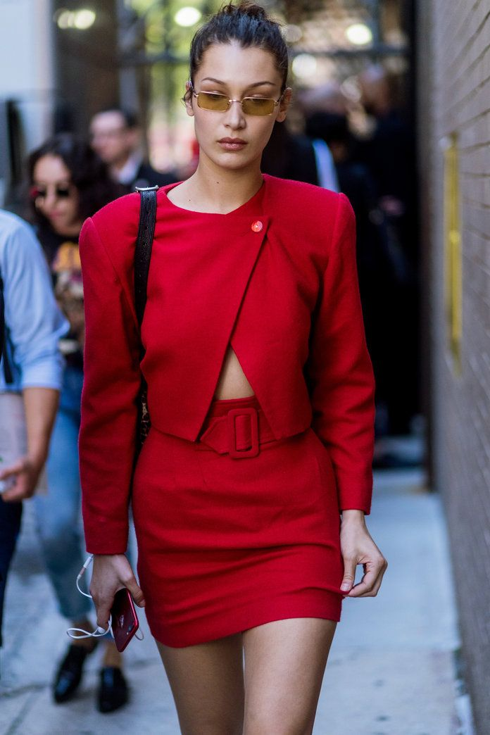 The Absolute Chicest Street Style From New York Fashion Week Rainhas