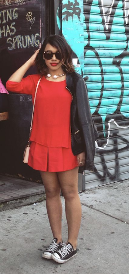 Fashion Bombshell of the Day: Courtney from New York