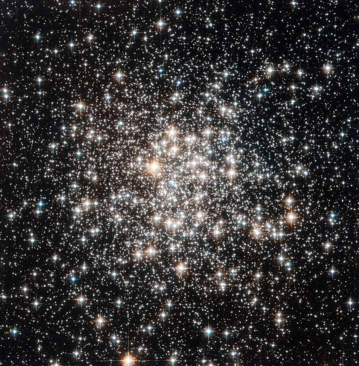 Messier 107: Star Cluster, Globular Cluster, Stars Cluster, Galaxies, Messier 107, Hubble Spaces Telescope, Funny Pictures, Hubble Space Telescope, Fields