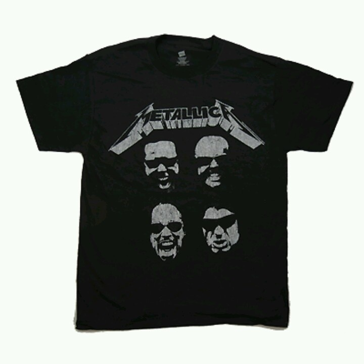 BLACK ALBUM 2012 TOUR T-SHIRT
