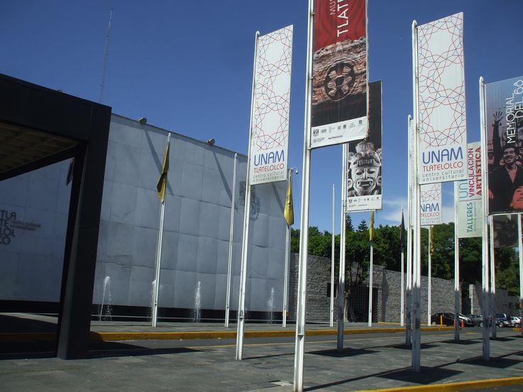 Centro Cultural Tlatelolco