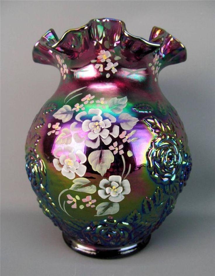 1410 Best Fenton Art Glass Images On Pinterest