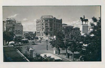1930 Ulus Meydanı İş Bankası Binası