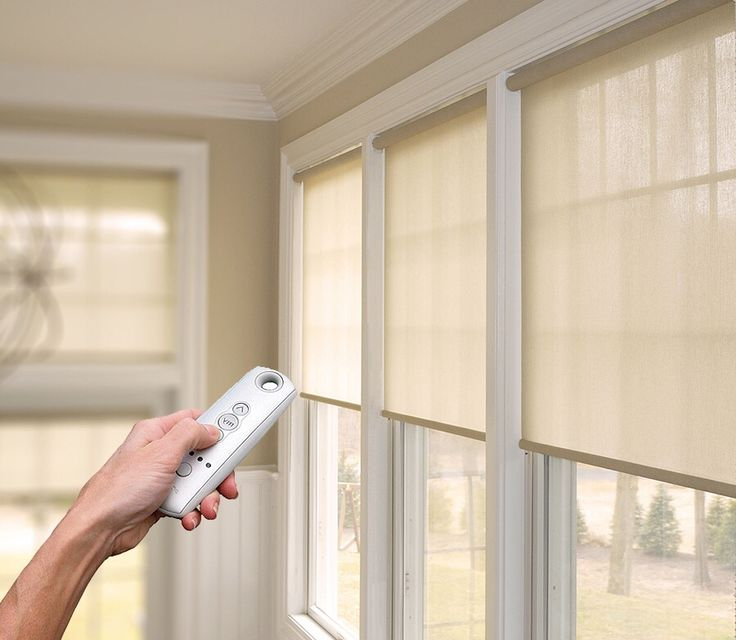 32 best Motorized Blinds and Shades images on Pinterest Shutters