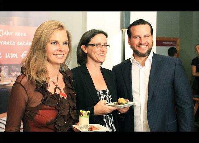 Kick Off Event der DiningCity Restaurantwoche im Restaurant Martinjak