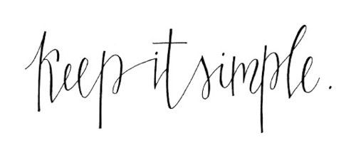 something like this. Simple Stupid, Tattoo Ideas, Life, Inspiration, Quotes, Keep It Simple, A Tattoo, Living, Kis