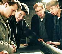 october sky.  What a great movie!!!
