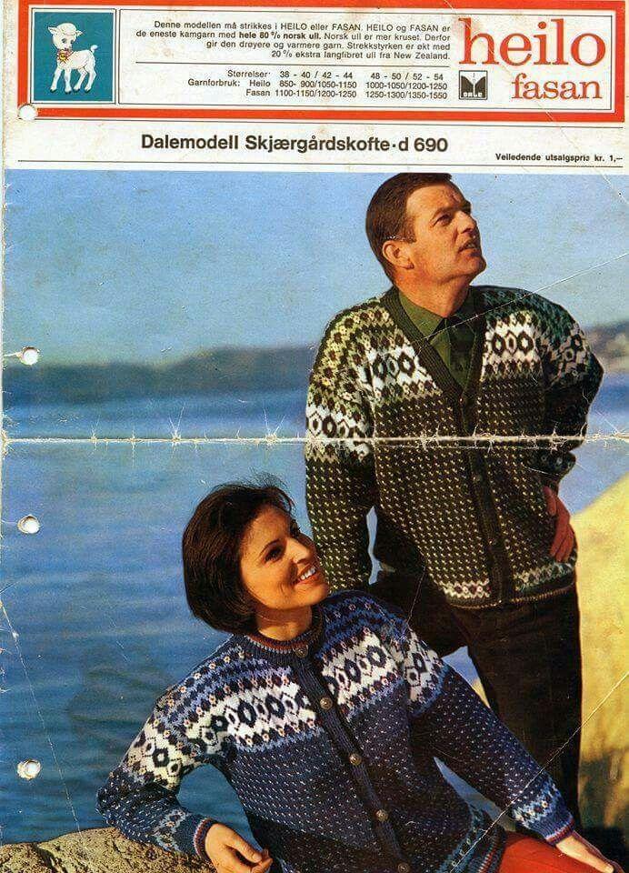 Dale Skjærgårdskofte