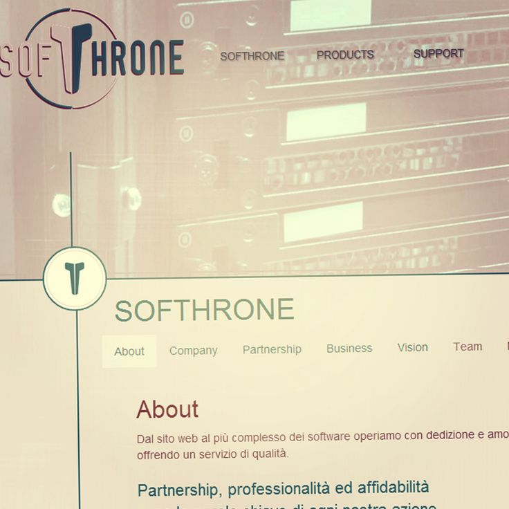 Official Softhrone Website