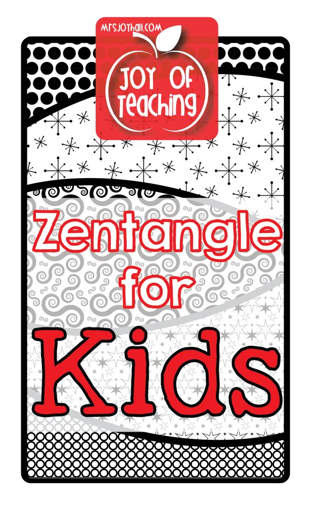 Joy of Teaching at mrsjoyhall.com talks about the benefits of teaching students to Zentangle (along with resources): 1.Increases Focus & Concentration 2.Calming & Relaxing 3.Fine Motor Practice 4.Increases Hand-Eye Coordination 5.Develops Patterning Skills 6.Increases Memory