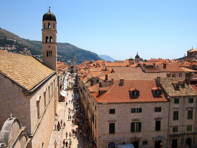 Exploring Dubrovnik from the Sun Gardens Hotel
