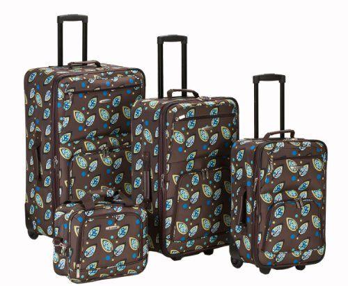 46 best Luggage images on Pinterest   Luggage sets, Travel luggage ...