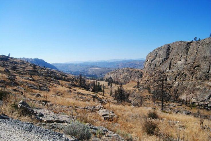 McLaughlins canyon, Oroville, wa.