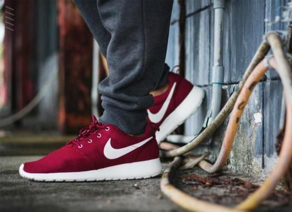 Nike Roshe Run Baratas Blancas