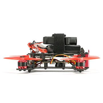 Eachine Racer 130 Naze32 FPV Racer ARF with 720P HD ActionCam 700TVL Camera(20% off coupon code:130ARF) Sale - Banggood.com
