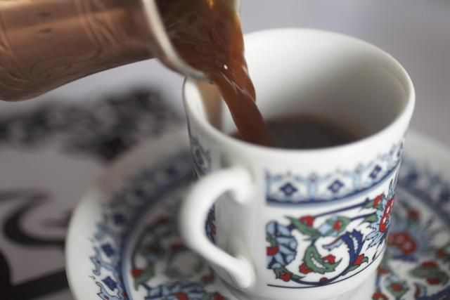 4 Tips to Making the Perfect Cup of Turkish Coffee