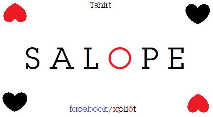 Salope logo by expli6t