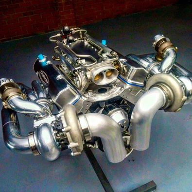 New Nelson Racing Engines twin mirror-image 72s for the F-Bomb