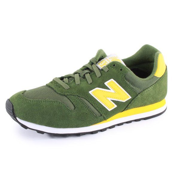 new arrival 8952c c0895 Amazon.com  New Balance 373 Womens Suede   Mesh Laced Running Trainers   Shoes   Happy Feet   Pinterest   New balance, Running trainers and Trainers