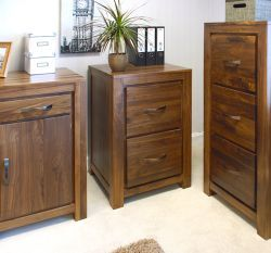 Mayan Walnut Two Drawer Filing Cabinet http://solidwoodfurniture.co/product-details-pine-furnitures-2994-mayan-walnut-two-drawer-filing-cabinet.html