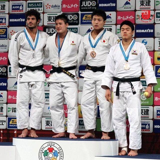 - 90kg, Tokyo Grand Slam 2015 1.  BAKER, Mashu (JPN) 2.  GONZALEZ, Asley (CUB) 3.  GWAK, Dong Han (KOR) 3.  NISHIYAMA, Daiki (JPN)