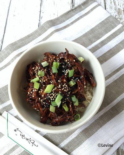 Uit de keuken van Levine: Teriyaki kip