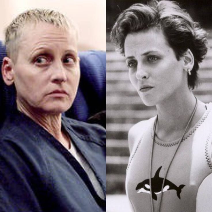 I just realized why Lori Petty aka Lolly looks so familiar.