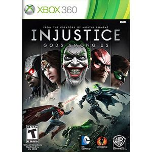 Ooooohhhh.... Looks bada** - Injustice: Gods Among Us (Xbox 360)