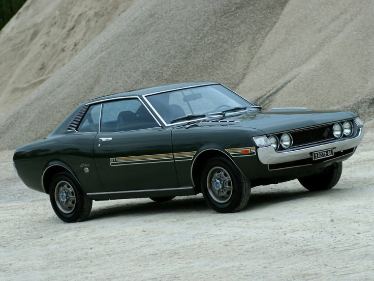 Toyota Celica 1973