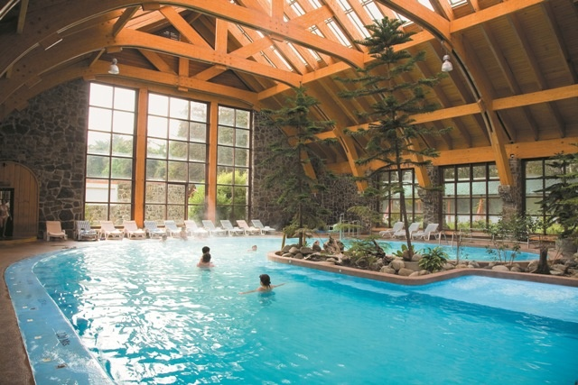 5 star Termas #Puyehue Wellness & Spa Resort at the side of Los Andes mountains in #Chile