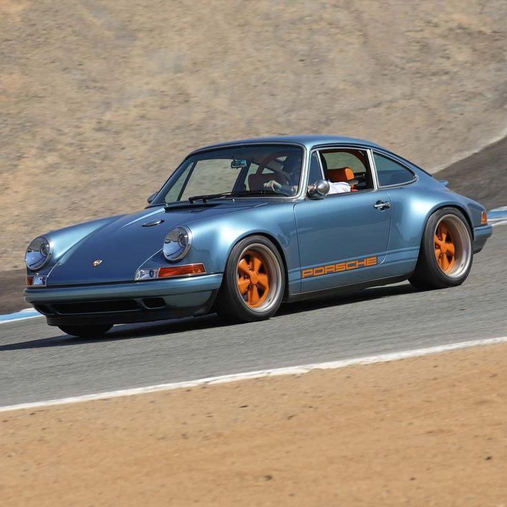 #singervehicledesign   Porsche
