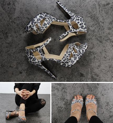 DA:EL New arrival shoes