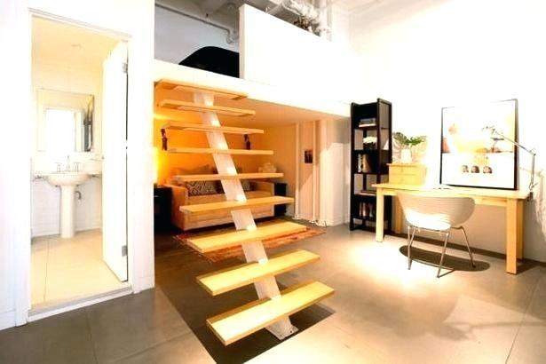 Kleine Wohnung Einrichten Ideen 1 Zimmer Wohnung Gestalten Innereoberschenkel Ha Interior Design Examples Small Living Room Design Small Apartment Modern