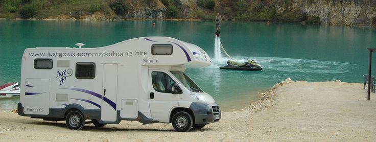 UK motorhome hire