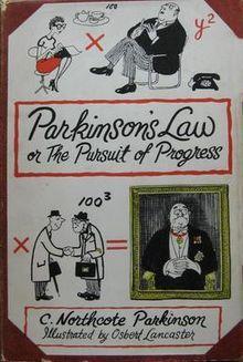 Parkinson's law - Wikipedia