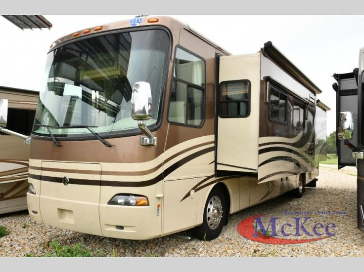 Used 2007 Holiday Rambler Endeavor 40 PDQ Motor Home Class