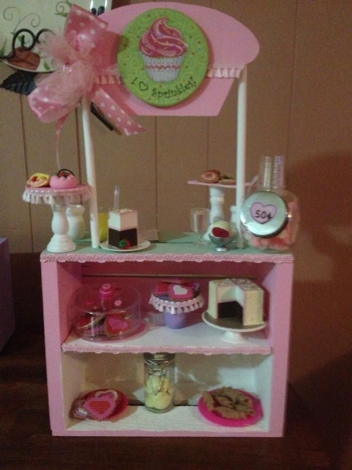 1000 images about diy sweet shop bakery for american for American girl crafts diy