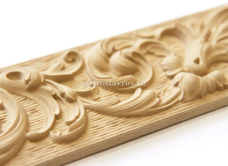 Декоративный погонаж с древесной пастой, артикул KPS-012. Decorative moulding with wooden paste. #декор #дизайн #карниз #молдинг #decor #design