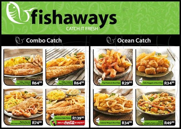 Getting Hungry? Check out Fishaways great Virtual Tour Listings on BizListings - Their full e-Menus are also there: http://bizlistings.co.za/city/vaal/virtual_tour/fish-aways-vanderbijlpark/ It looks so fantastic you can taste it! Great Photography by Broski Photography!  www.BizListings.co.za - Taking interactive advertising to a new level, Local info at your fingertips!