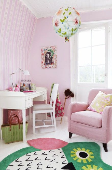 Great use of the owl rug by Designers Guild! http://www.rosenberryrooms.com/530-little-owl-rug.html