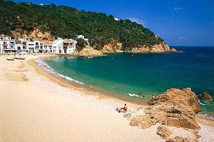 Llafranch, small coastal town, Costa Brava, Spain Llafranc