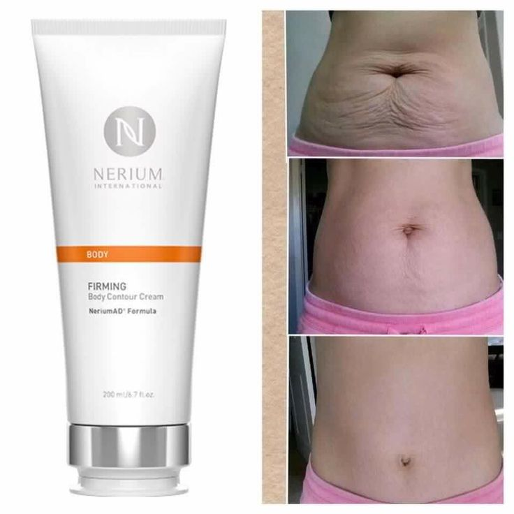 Moms You Deserve To Get Your Stomach Back Nerium S