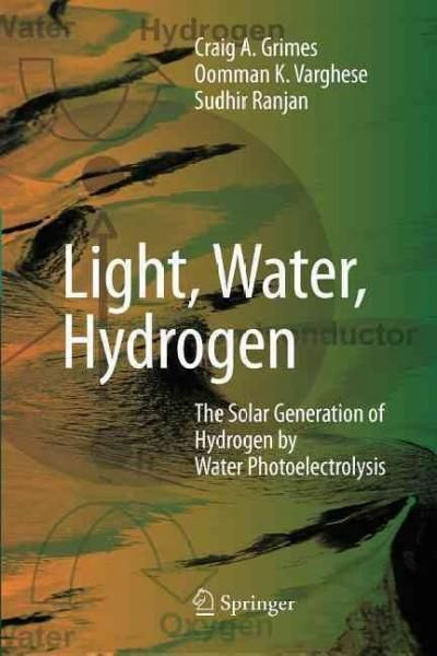 This book covers the field of solar production of hydrogen by water photo-splitting (photoelectrolysis) using semiconductor photoanodes. The emphasis of the discussion is on the use of nanotechnology