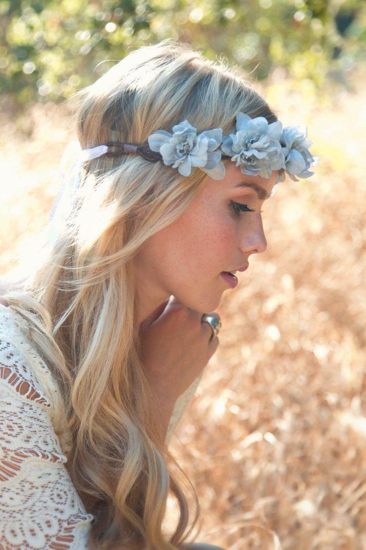 Claire Holt Flower Child