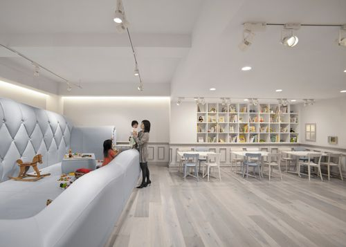 Baby Cafe: A Super Cool & Unique Dining Concept In Tokyo #Japan