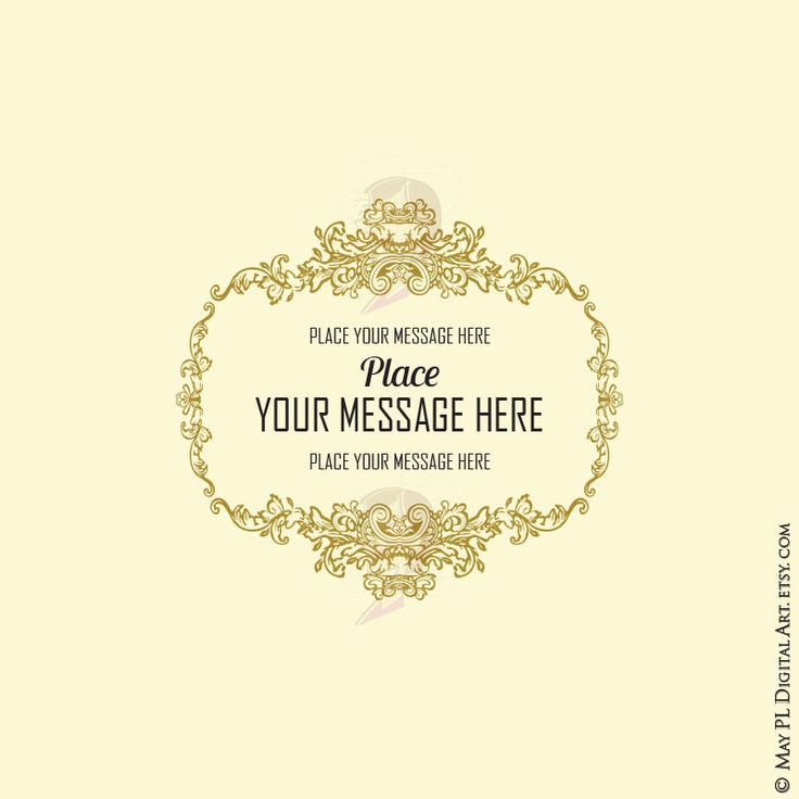 Supplied as vector eps, jpeg and png files http://etsy.me/2qc2a1N #french #provincial #antique #gold #DIYlogo #vector