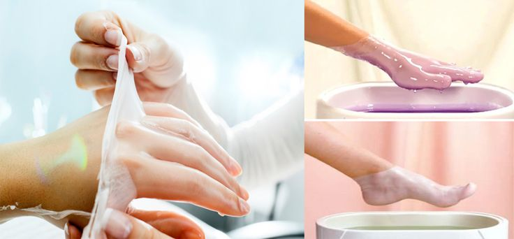 The heat of the paraffin wax is absorbed by the skin and thus opens the pores. It deeply moisturizes your feet and hands and provides a large amount of relief from pain and discomfort in the muscles and joints. Paraffin is so beneficial to skin, leaving skin softened and more radiant.