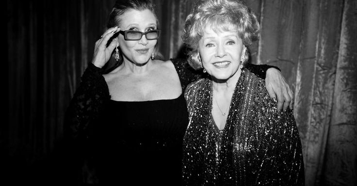 """LOS ANGELES (AP) — Actress Debbie Reynolds, the star of the 1952 classic """"Singin' in the Rain,"""" has died. She was 84. Her son, Todd Fisher, said Reynolds died Wednesday, a day after her daughter, Carrie Fisher, who was 60. """"She's now with Carrie and..."""